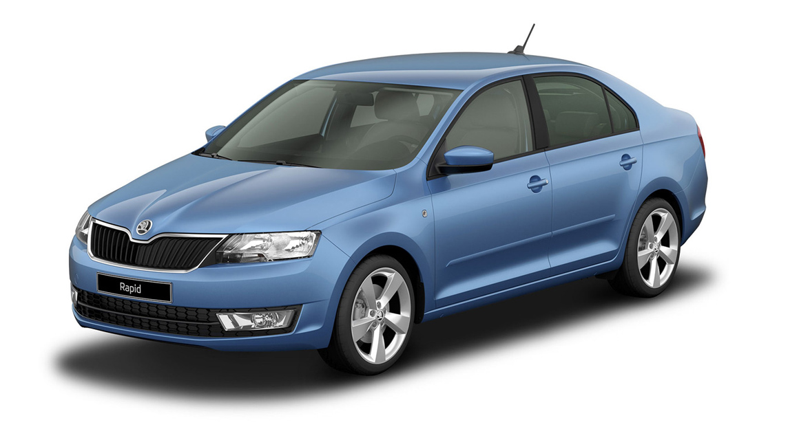 Rent a car Skoda Rapid 1.2 ZIM Rent a car