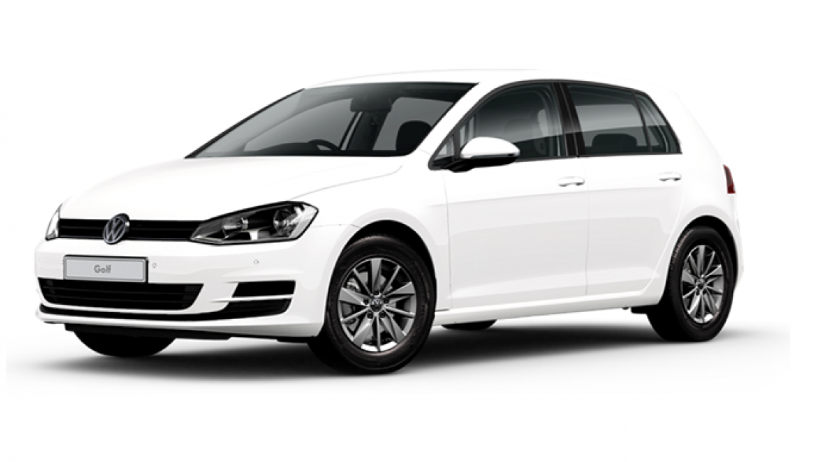 vw golf 7 zim rent a car