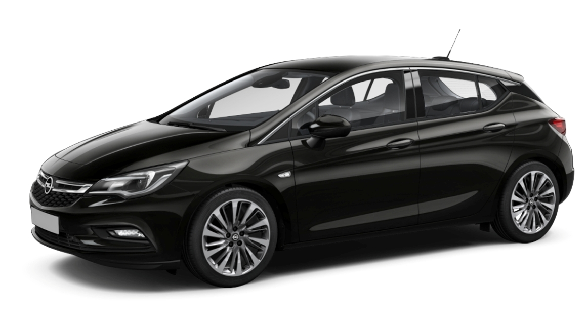 Rent a car Opel Astra K ZIM Rent a car