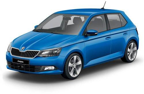 Rent a car Škoda Fabia 1.0 Benzin 75hp