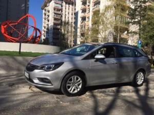 Opel Astra K karavan