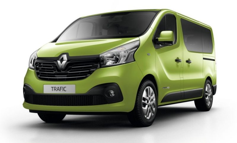 Rent a car Novi Renault Trafic